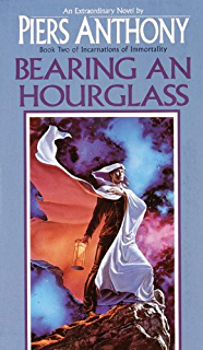 Bearing An Hourglass Incarnations Of Immortality Book 2