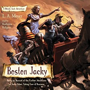 Boston Jacky Audiobook