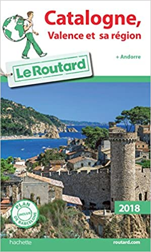 Guide du Routard Catalogne