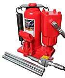 Sunex 4912CAH 12-Ton, Air/Hydraulic, Bottle Jack