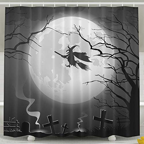 Silinana Halloween Witch Ride Concept Scary 6072 Inch