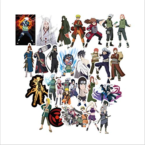 Dragon Ball Z Stickers 100pcs Pack for Cars MacBook Phone Anime Laptop Vinyl Stickers Decals