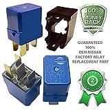 25230-79942 NISSAN CM1A-R-12V NAIS BLUE AUTO RELAY JUKE NV200 QUASHQAI ACM33221