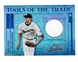 2003 Absolute Tools of the Trade Materials Spectrum #40 Richie Sexson pants Milwaukee Brewers
