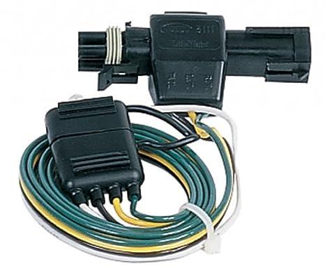 amazon com hopkins 41115 litemate vehicle to trailer wiring kit rh amazon com 2000 gmc sonoma trailer wiring harness GMC Trailer Wiring Diagram