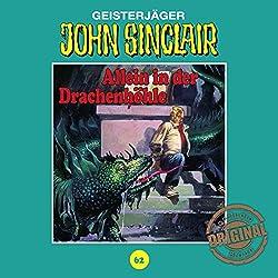 Allein in der Drachenhöhle (John Sinclair - Tonstudio Braun Klassiker 62)