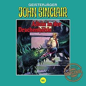 Allein in der Drachenhöhle (John Sinclair - Tonstudio Braun Klassiker 62) Hörspiel