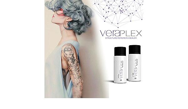 MH Cosmetics Kit Reparador De Estructuras Capilar, 30 ml ...