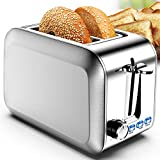 Toaster 2 Slice Toasters Best Rated Prime Stainless