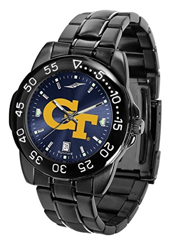 Georgia Tech Yellow Jackets Fantom Sport AnoChrome Men's Watch