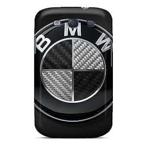 Samsung Galaxy S3 QYk12532pFJu Support Personal Customs Trendy Bmw Logo Series Durable Hard Phone Case -TimeaJoyce