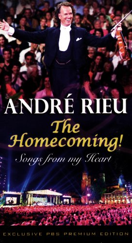 Andre Rieu: The Homecoming! Songs From My Heart (Exclusive PBS Premium Edition) [VHS] ()
