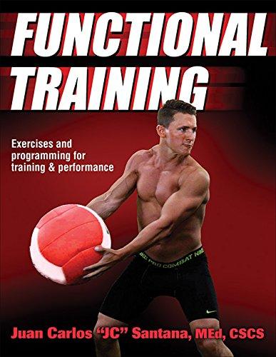 "Functional Training [Juan Carlos ""JC"" Santana] (Tapa Blanda)"