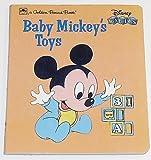 Baby Mickey's Toys, , 0307060985