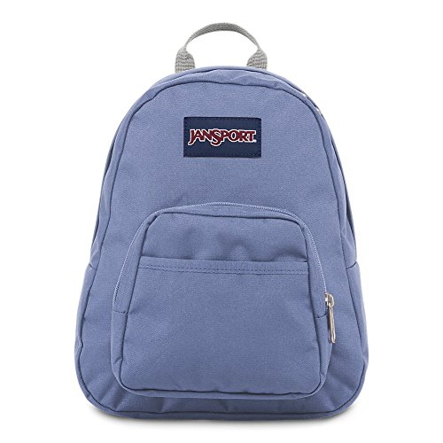 JanSport Half Pint Mini Backpack - Bleached Denim