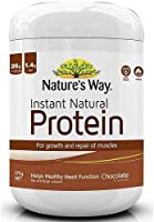 Nature's Way Instant Natural Protein Chocolate, 0.46 Kilograms