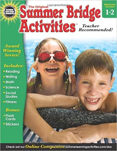 Summer Bridge Activities®, Grades 1 - 2: Summer Bridge Activities ...