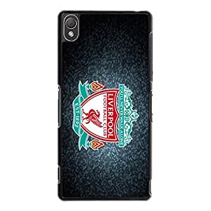 Refined Fine Liverpool Football Club Phone Case Cover for Sony Xperia Z3 Liverpool FC Unique