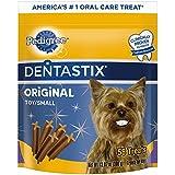 PEDIGREE DENTASTIX Original Mini Treats for Dogs - 13.97 oz. 58 Count (Pack of 4)