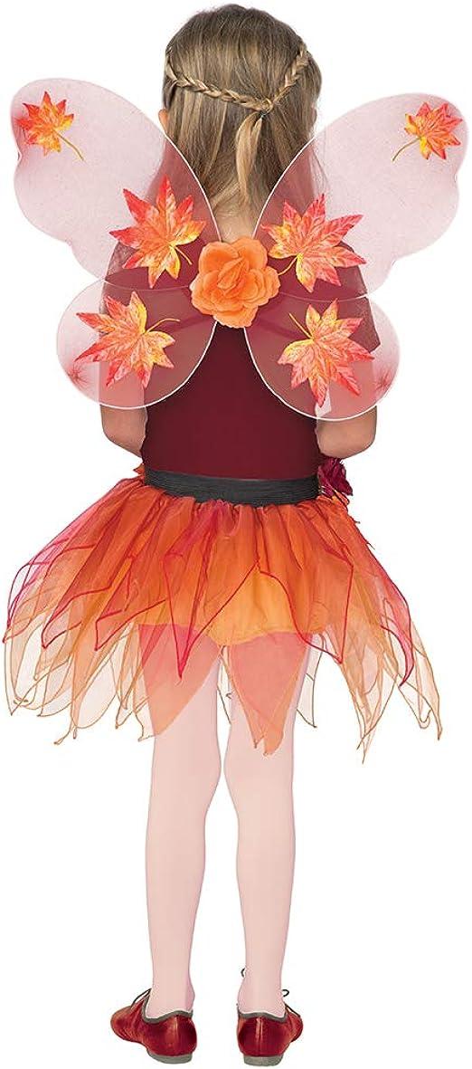 SYMTOP Disfraces Lindo Set de Princesa, con Alas de Mariposa y ...