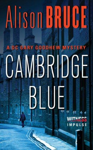 book cover of Cambridge Blue