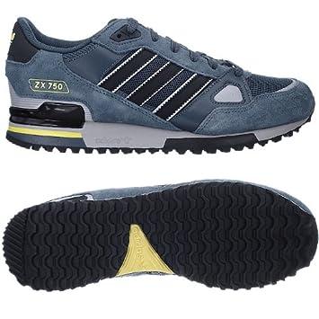 Adidas ZX 750 GRAU G20940 Grösse: 48 23