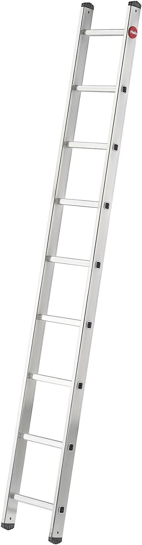 Hailo S60 ProfiStep uno - Escalera de Mano (6 peldaños, Resistente a la Intemperie y no Requiere Mantenimiento, soporta hasta 150 kg), 7109-007: Amazon.es: Bricolaje y herramientas