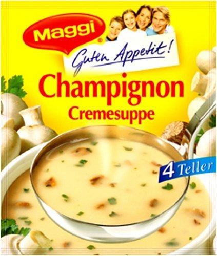 Maggi Guten Appetit Champignon Cremesuppe /Mushroom Cream Soup ( 1 pc ) ()
