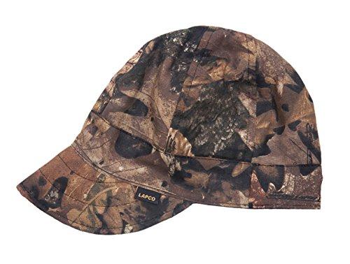LAPCO 6-Panel Welder's Caps, 100% Cotton, Camo