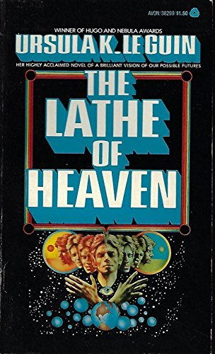 Image result for ursula le guin lathe of heaven books""