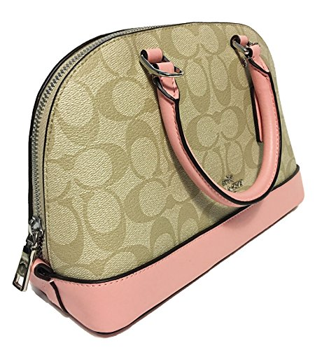 Inclined Sierra Handbag Women��s Coach Shoulder Satchel khaki Purse Mini Shoulder nvEwfxY