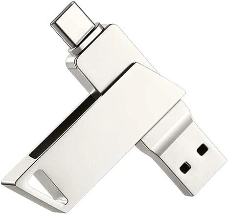 Lápiz USB para Smartphone, Memoria USB, lápiz de Metal, Giro de ...