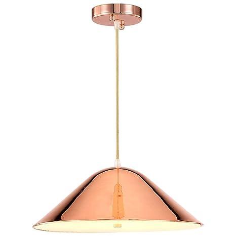 Cxjff Lámparas LED posmodernas, nórdico Negro/Cromo/Oro Rosa ...