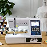 Brother Sewing and Embroidery Machine, 4 Star Wars