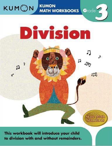 Grade 3 Division (Kumon Math Workbooks) (Division Book)