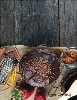 cookbook journals