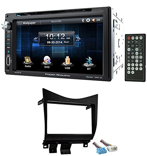 "6.5"" DVD/CD Player Receiver Monitor w/Bluetooth For 2003-2007 Honda Accord"