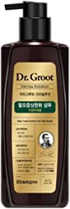 Dr Groot Anti Hair Loss Shampoo for Oily Scalp, 400 Milliliter