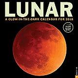 Lunar 2018 Wall Calendar: A Glow-in-the-Dark Calendar for the Lunar Year