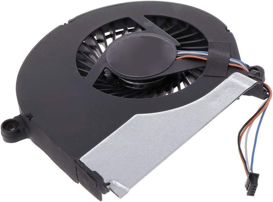 4 Pins Replacement Cooling Fan Laptop CPU Cooler Computer for Pavillion 14E 15E 17E 14-E 15-E 17-E MANGKE