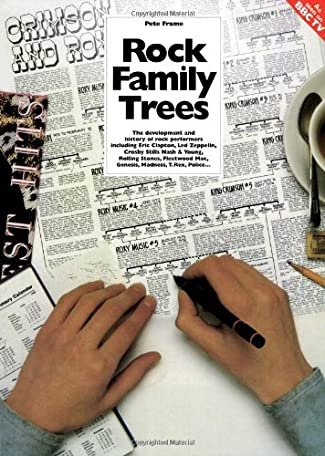 Pete Frame's Complete Rock Family Trees