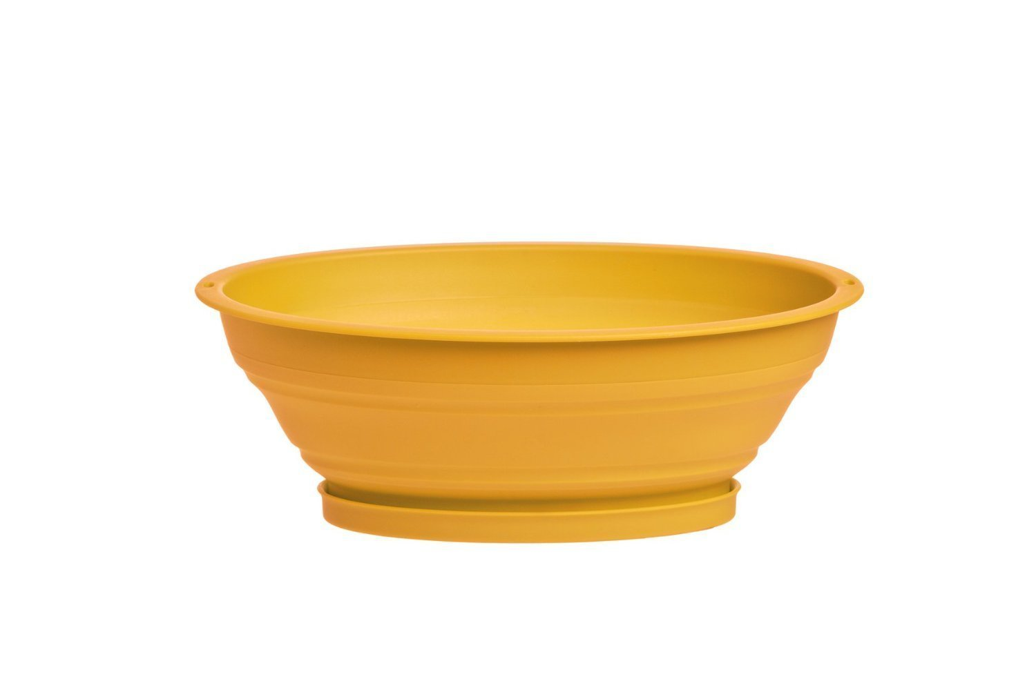 Prepworks From Progressive International CC-60 Collapsible Mini Colander, 3.5 Cup, Yellow (2, YELLOW) by Prepworks from Progressive