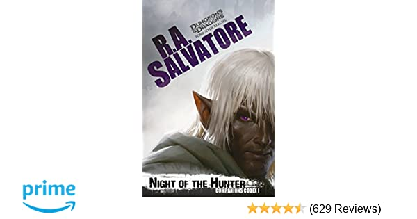 Amazon com: Night of the Hunter: Companions Codex, I