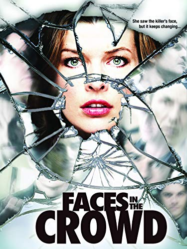 Smiley Face Movie Horror (Faces in the Crowd)