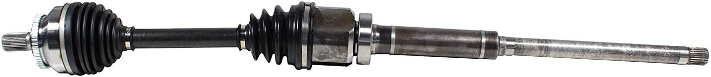 Passenger Side Bodeman for 2001-2002 Volvo V70// 2003-2007 Volvo XC70 Front RIGHT CV Axle Drive Shaft Assembly
