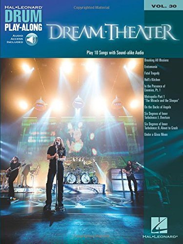 Sheet Dreams (Dream Theater: Drum Play-Along Volume 30)