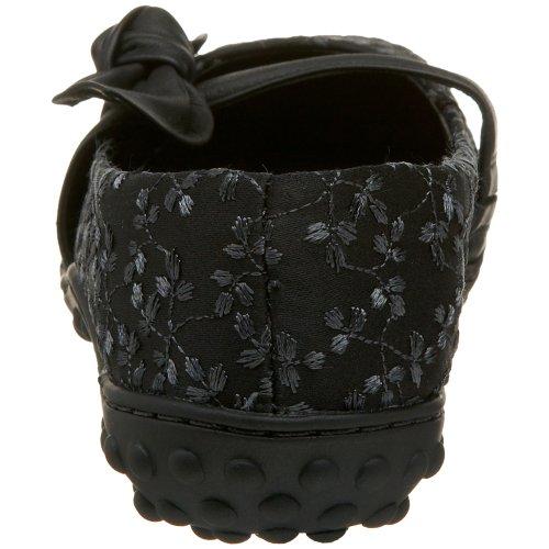 Skins Femmes Noelle Combo Plat Noir Floral