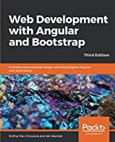 Web Development with Angular and Bootstrap, 3rd Edition Front Cover