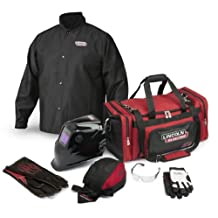 Lincoln Electric Traditional Welding Gear Ready-pak (Size Extra Large)