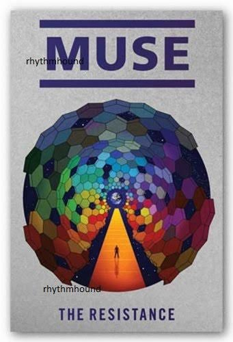 Muse: The Resistance Music Poster